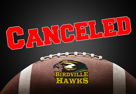 BHS Games Canceled